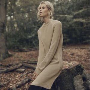 Size 14 turtleneck sweater dress